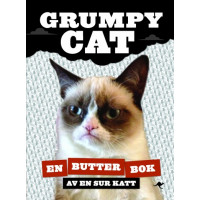 Grumpy Cat – En butter bok av en sur katt