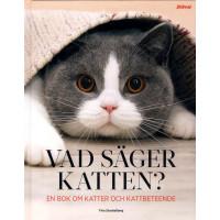 Vad säger katten? En faktabok